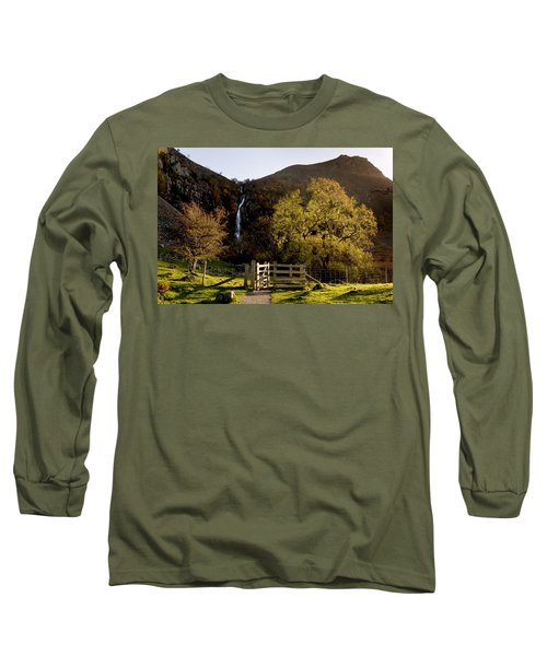 Aber Falls Long Sleeve T-Shirt