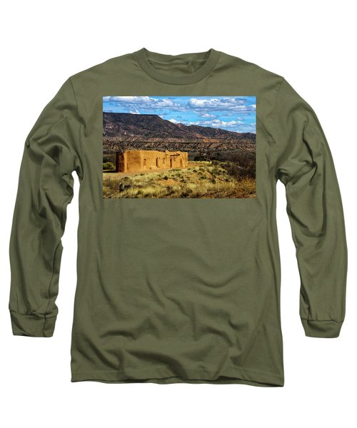 Abiquiu Church Long Sleeve T-Shirt