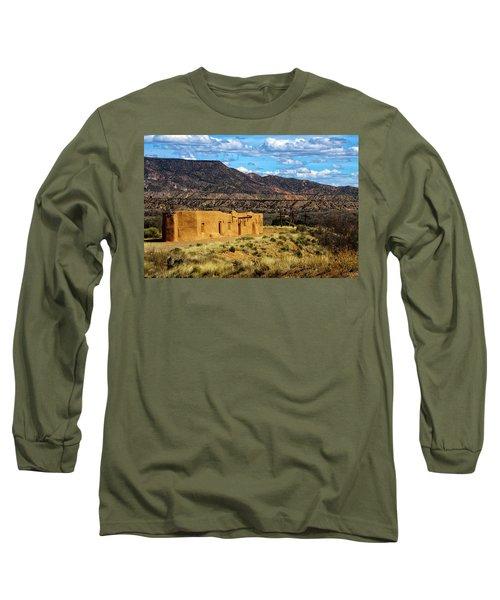 Abiquiu Church Long Sleeve T-Shirt