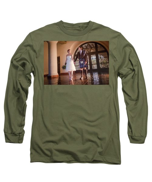 About To Be... Long Sleeve T-Shirt
