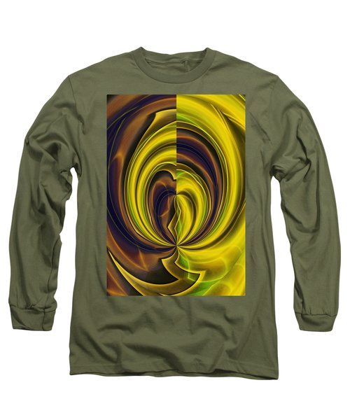 Abstract 121510 Long Sleeve T-Shirt