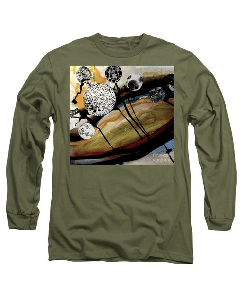 Abstract-23 Long Sleeve T-Shirt
