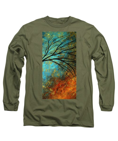 Abstract Landscape Art Passing Beauty 4 Of 5 Long Sleeve T-Shirt