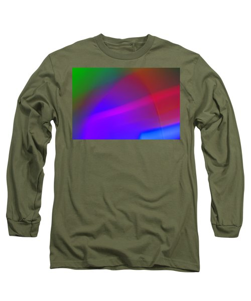 Long Sleeve T-Shirt featuring the photograph Abstract No. 5 by Shara Weber