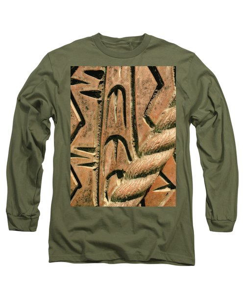 Abstract No. 97-1 Long Sleeve T-Shirt