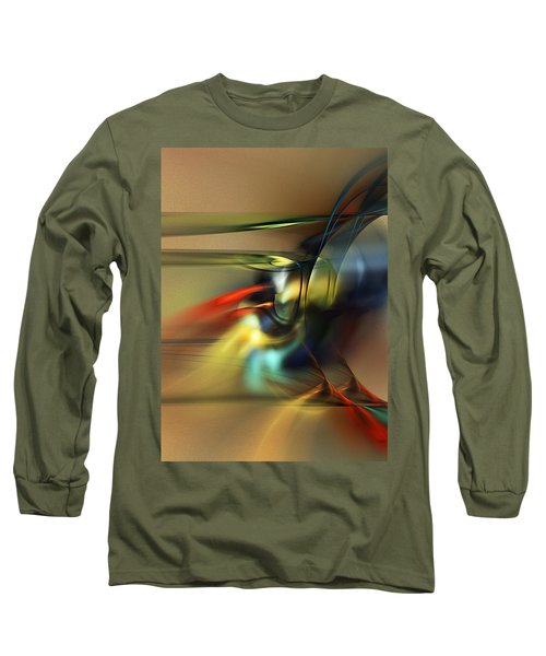 Abstraction 022023 Long Sleeve T-Shirt