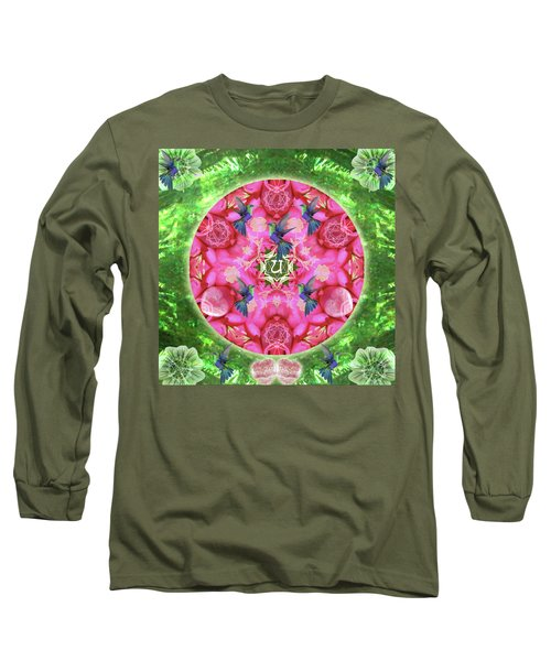 Abundant Flight Long Sleeve T-Shirt