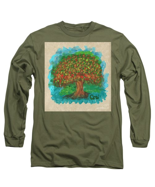 Abundant Tree Long Sleeve T-Shirt