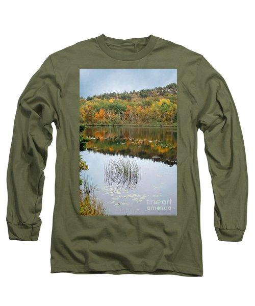 Acadia Autumn Long Sleeve T-Shirt