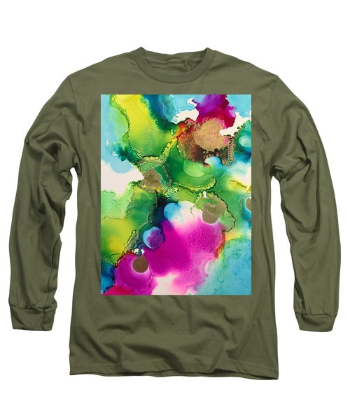 Acceptance Long Sleeve T-Shirt by Tara Moorman