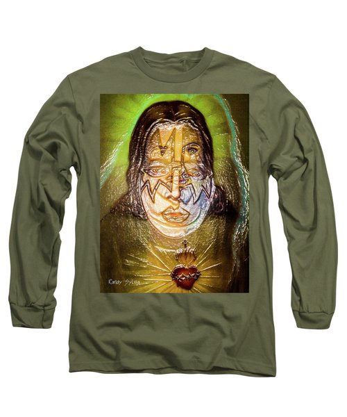 Acejesus Long Sleeve T-Shirt