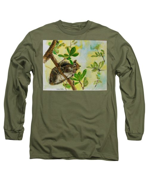 Acorn Lunch Long Sleeve T-Shirt