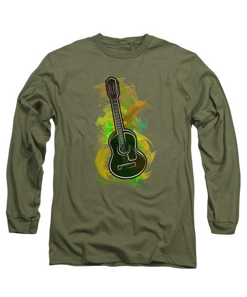 Acoustic Craze Long Sleeve T-Shirt