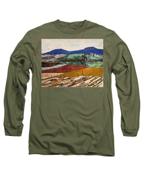Across The Meadow Long Sleeve T-Shirt