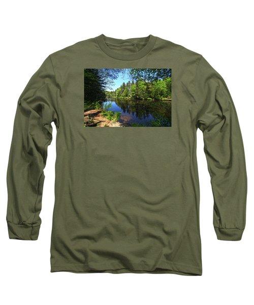 Adirondack Waters Long Sleeve T-Shirt