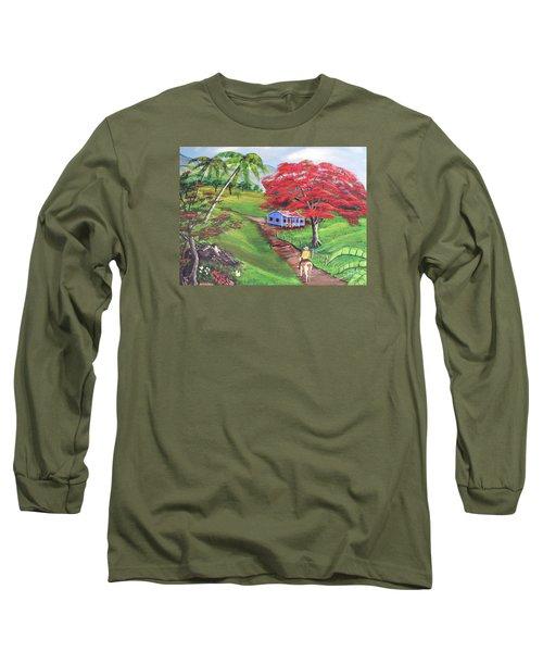 Admirando El Campo Long Sleeve T-Shirt