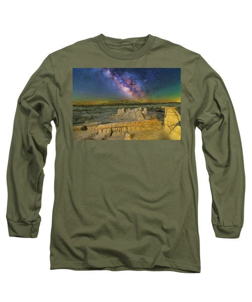 Aeons Of Time Long Sleeve T-Shirt