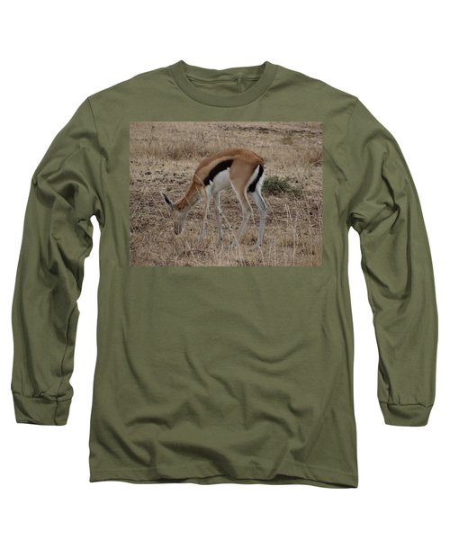 African Wildlife 4 Long Sleeve T-Shirt