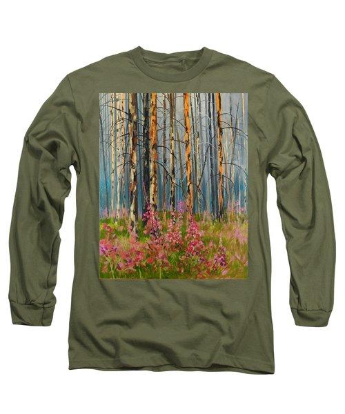 After Forest Fire Long Sleeve T-Shirt