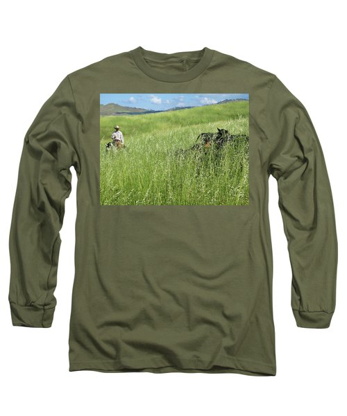 After The Drought Long Sleeve T-Shirt