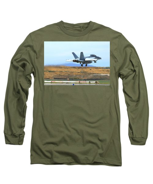 Afterburner On Gear Up Long Sleeve T-Shirt
