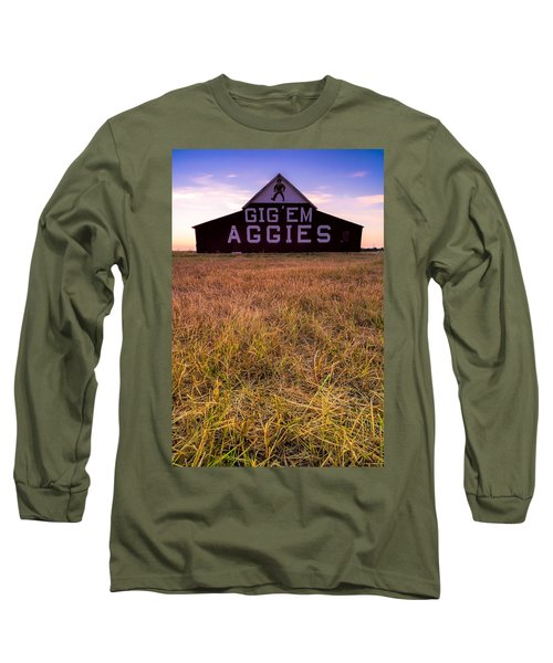 Aggie Land Long Sleeve T-Shirt
