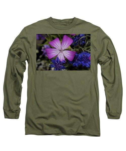 Agrostemma Long Sleeve T-Shirt