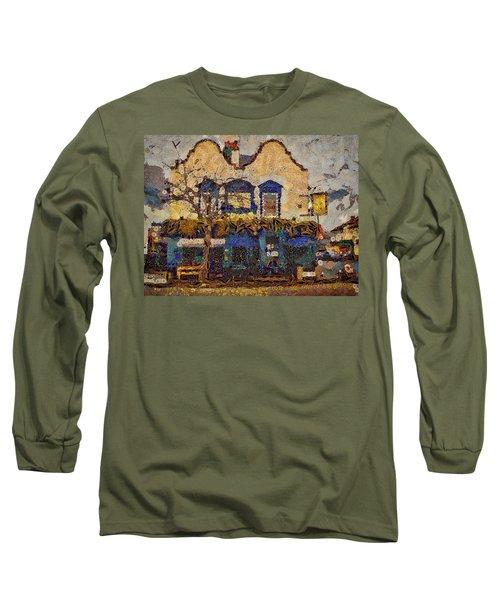 Ahh Bistro Long Sleeve T-Shirt
