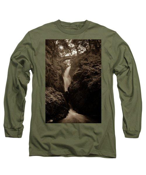 Aira Force - Sepia Long Sleeve T-Shirt