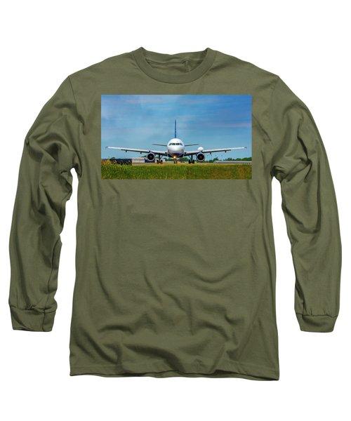 Airbus A320 Long Sleeve T-Shirt