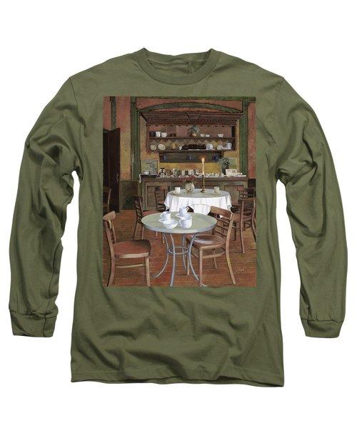 Al Lume Di Candela Long Sleeve T-Shirt