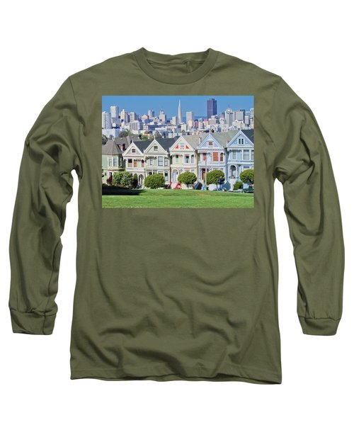 Alamo Square Long Sleeve T-Shirt