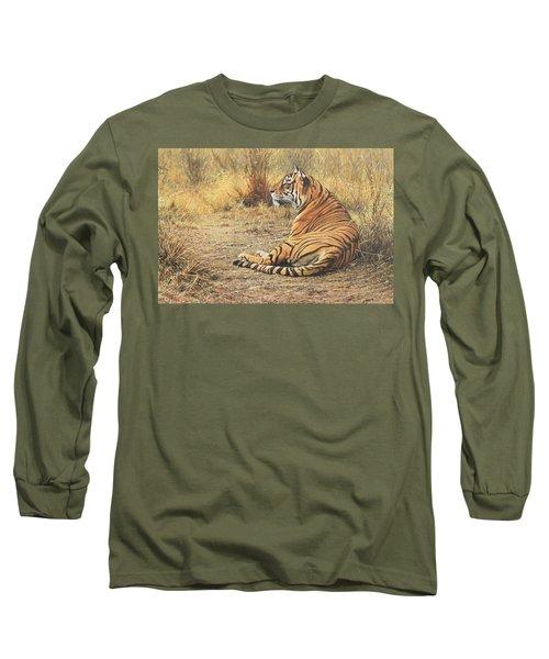 Alarm Call Long Sleeve T-Shirt