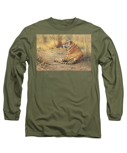 Alarm Call Long Sleeve T-Shirt