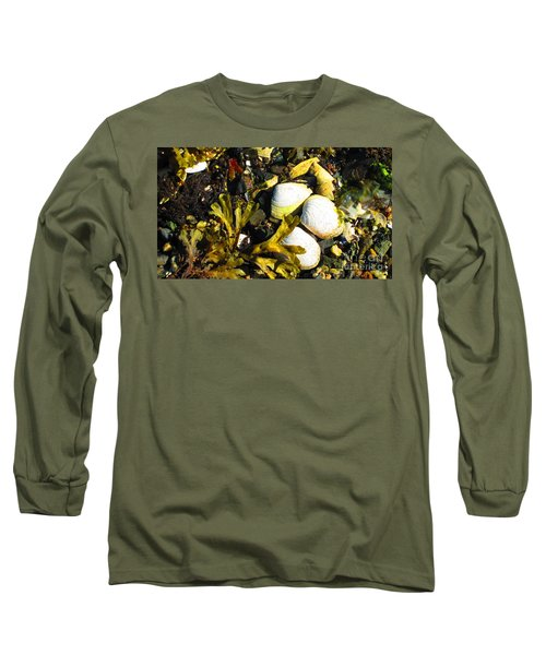 Alaska Clams Long Sleeve T-Shirt