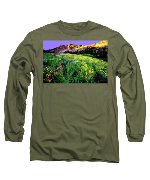 Albion Meadows Long Sleeve T-Shirt