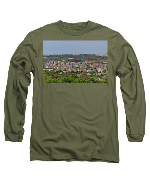 Albufeira Marina View Long Sleeve T-Shirt