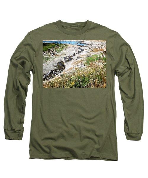 Alder Lake Stumps Long Sleeve T-Shirt