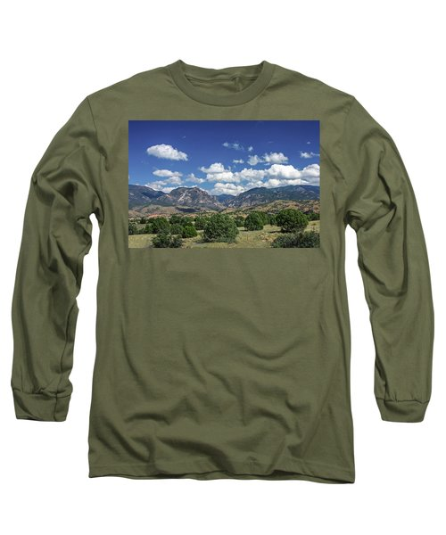 Aldo Leopold Wilderness, New Mexico Long Sleeve T-Shirt