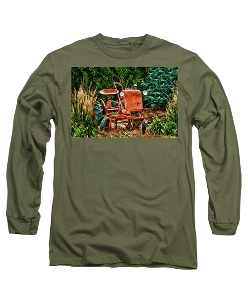 Alice Chalmers Long Sleeve T-Shirt