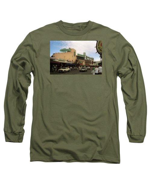Alioto's Fisherman's Wharf Long Sleeve T-Shirt