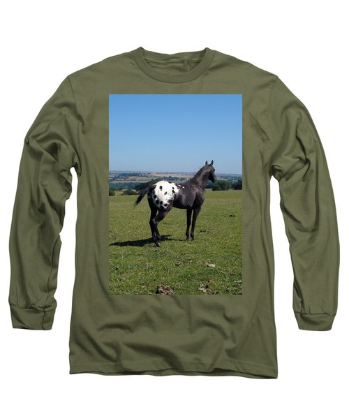 All He Surveys Long Sleeve T-Shirt