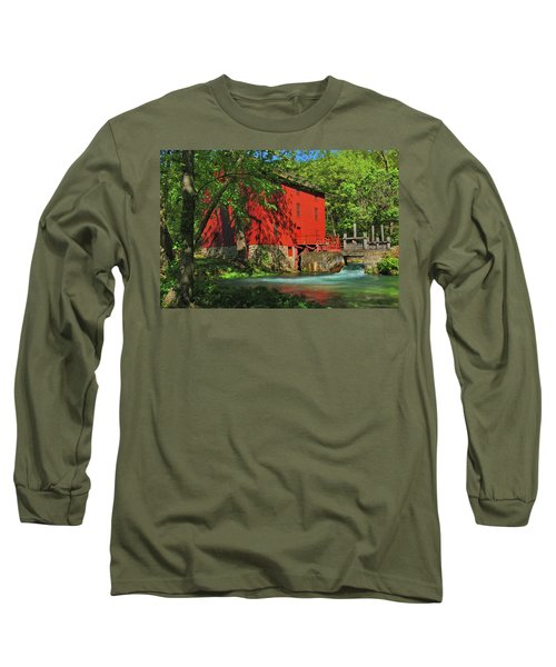 Alley Spring Mill Long Sleeve T-Shirt