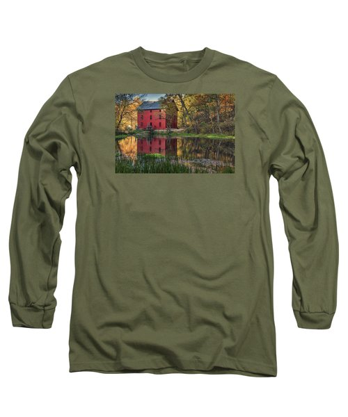 Alley Spring Mill Fall Mo Dsc09240 Long Sleeve T-Shirt