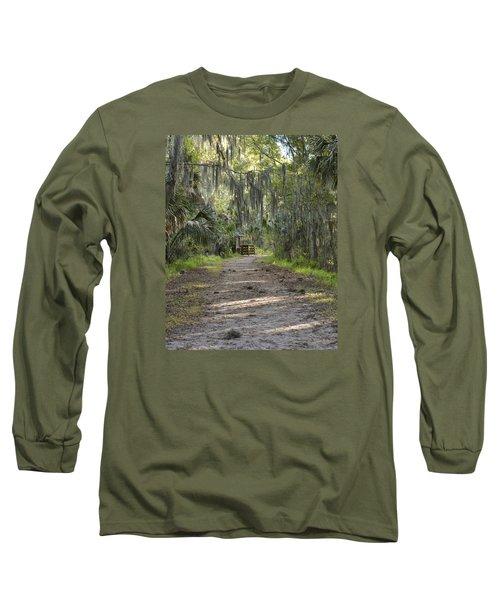 Alligator Alley Long Sleeve T-Shirt