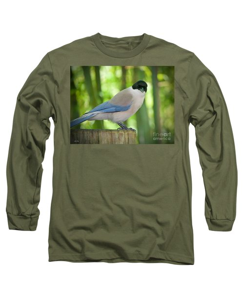 Allure Long Sleeve T-Shirt by Judy Kay