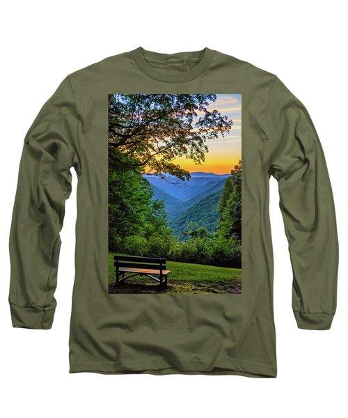 Almost Heaven - West Virginia 3 Long Sleeve T-Shirt