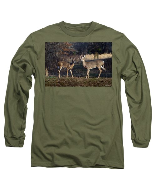 Almost Spring Long Sleeve T-Shirt by Bill Stephens