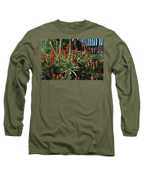 Aloe Choir Long Sleeve T-Shirt