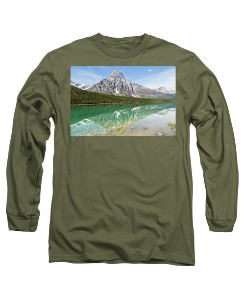 Along Highway 93 Long Sleeve T-Shirt